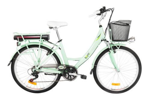 Pedalata Assistita Ivel Bici Elettriche E Mobilità Su Due Ruote