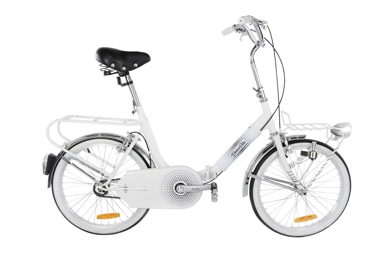 nuovo prodotto 1f91a 07502 IVEL Dolcevita Bianca | Bici Pieghevole - Ivel | Bici elettriche e mobilità  su due ruote