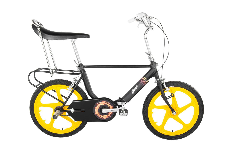 Ivel Garage Nero Custom 01 Ivel Bici Elettriche E Mobilità Su Due Ruote